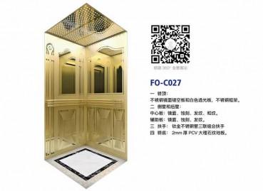 淄博别墅电梯